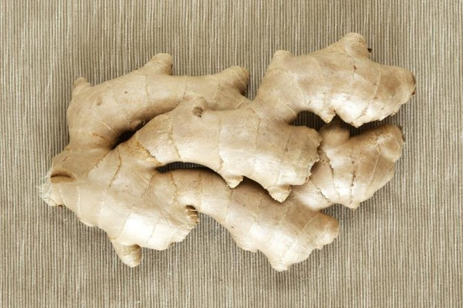 How to Take Ginger to Detox the Body