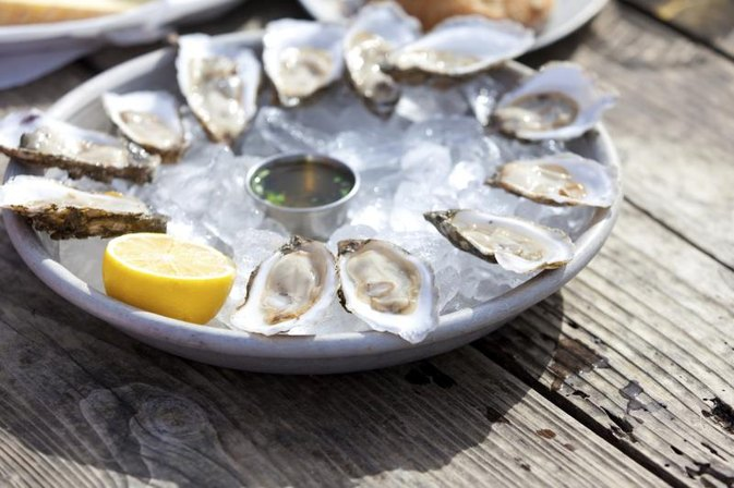 Raw Oysters and Food Poisoning