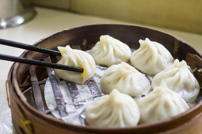 How Many Calories Are in Chinese Steamed Dumplings?