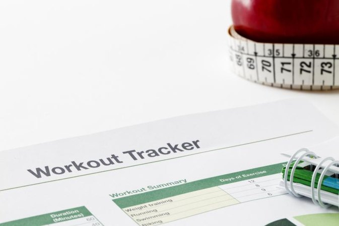 How to Create a Workout Chart for the Gym for Beginners