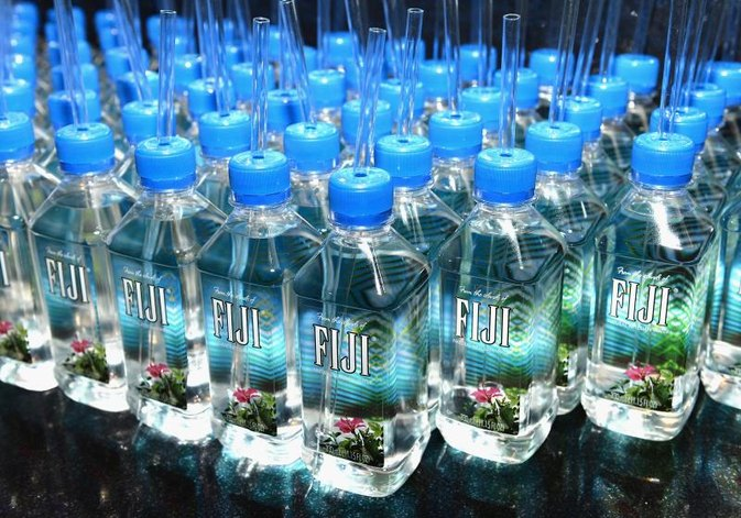 Fiji Water & Nutrition