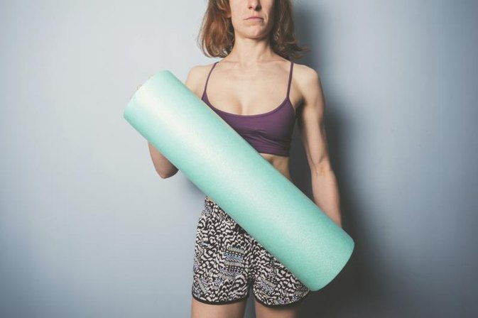 Foam Roller Exercises for SI Joints