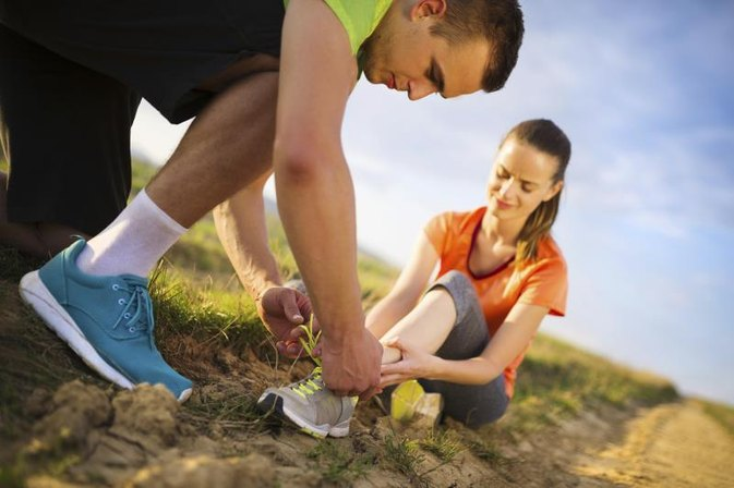 Ankle & Foot Pain After Exercise