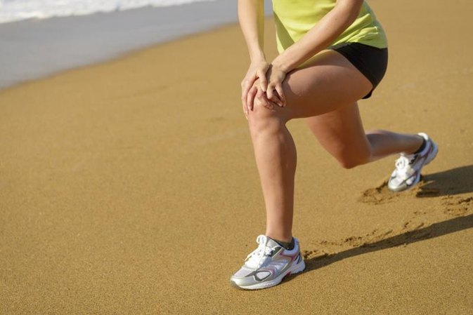 Exercises to Help Loosen a Stiff Knee
