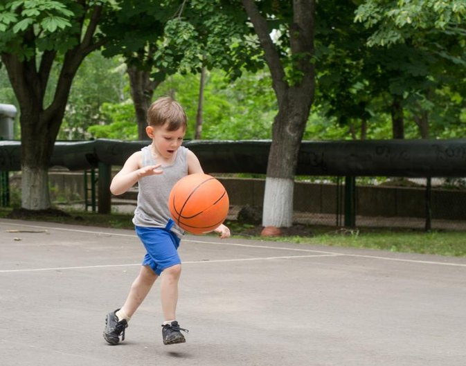 Basketball Rules: Double Dribble