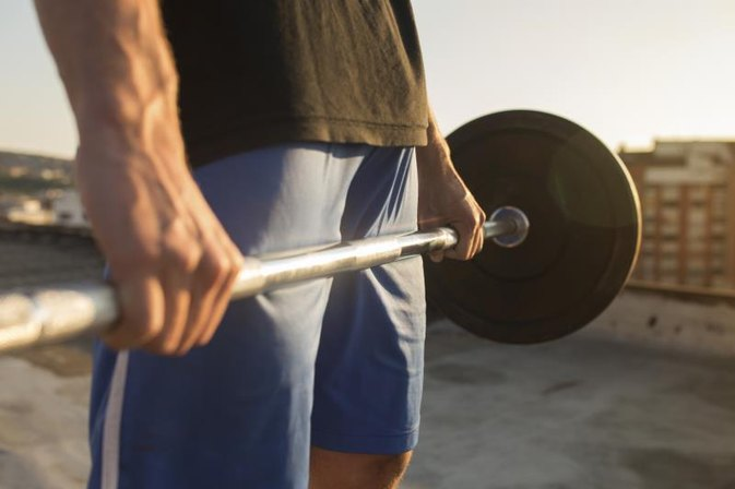 How to Run After Performing Deadlifts