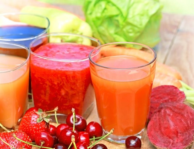 Juice Fasting and Constipation
