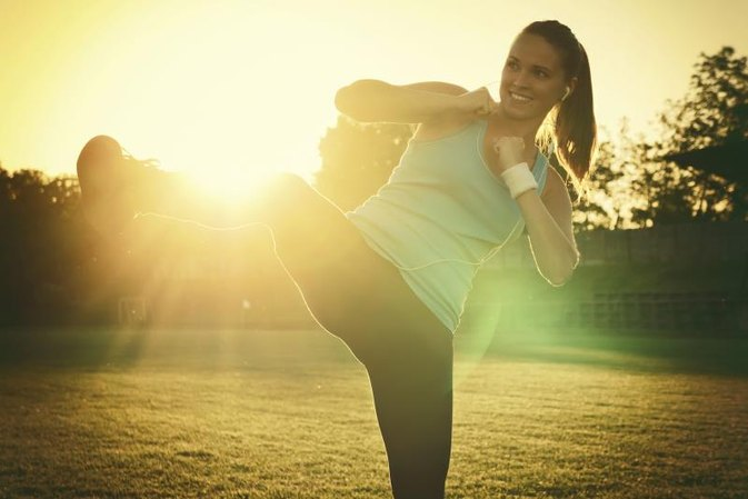 Tae Bo and Diet for Quick Weight Loss