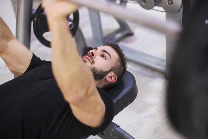Kết quả hình ảnh cho Gym schedule for men