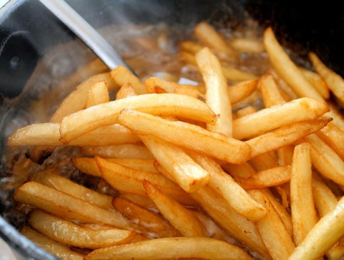 Are Deep-Fried Foods Harmful to the Health?
