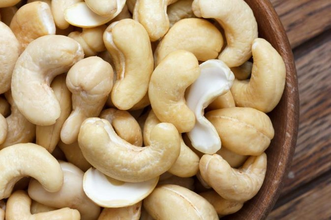 Cashews & Cramps