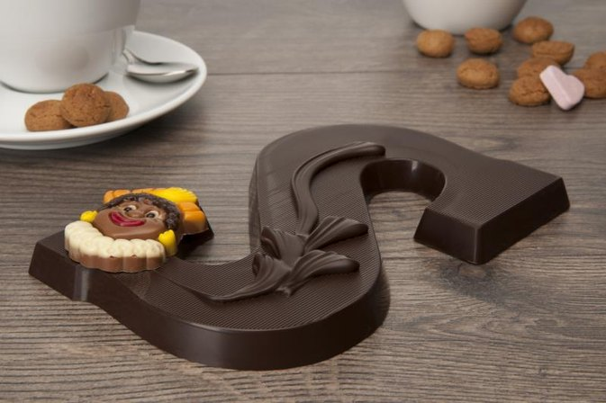 How to Make Chocolate Letters