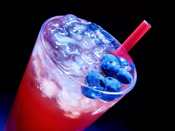 How Many Calories Are in Blueberry Vodka?