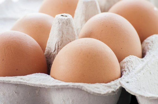 Nutritional Facts: Pasture-Raised Eggs