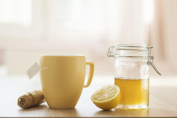 Benefits of Apple Cider Vinegar, Ginger and Honey Drink