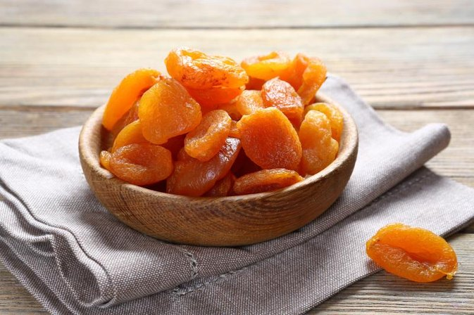 About Dried Apricots