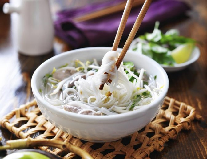 Rice Noodles & Blood Sugar