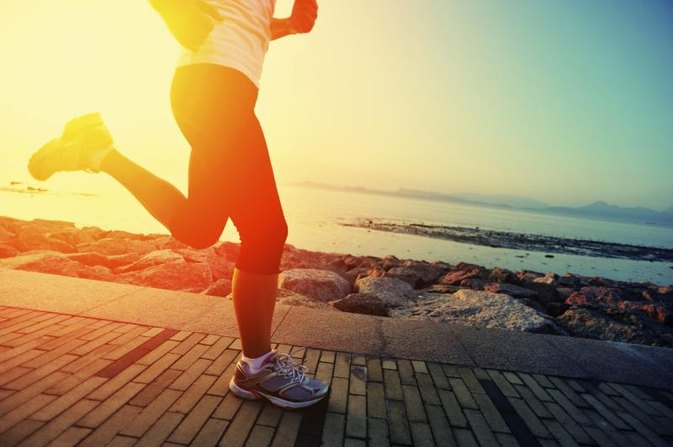The Best Way to Run for Losing Weight