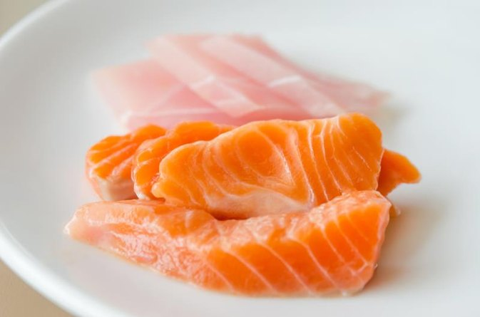 Vitamins & Minerals in Fish