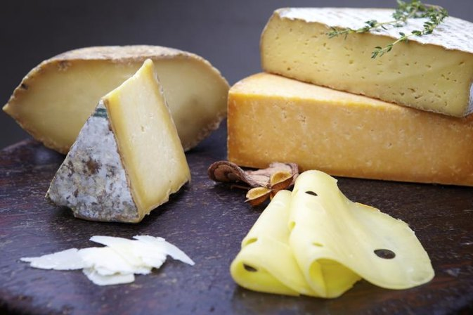 What Are the Healthiest Cheeses?