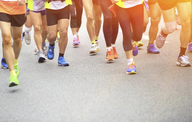 Can I Run a Marathon With Shin Splints?