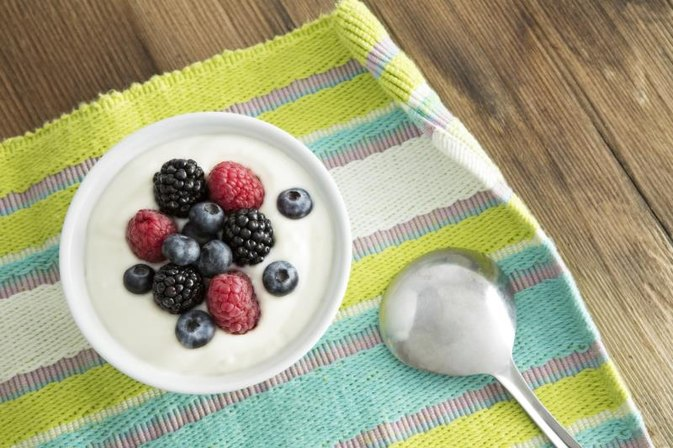 List of Low-Fat High-Protein Yogurts