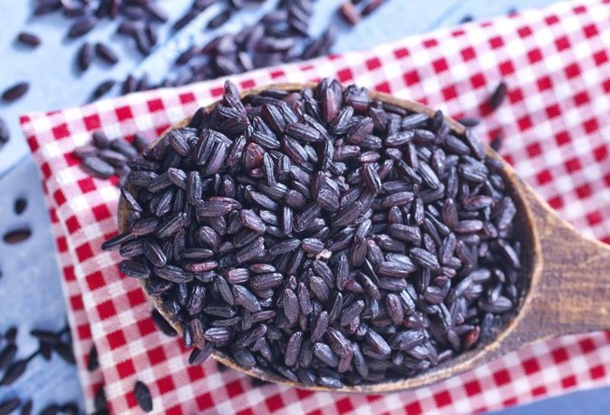 Health Benefits of Black Glutinous Rice
