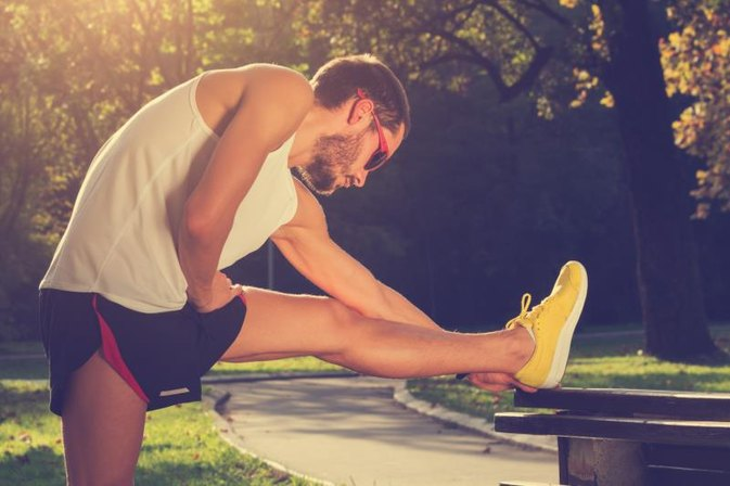 Can Exercise Hurt Torn Ligaments in an Ankle?