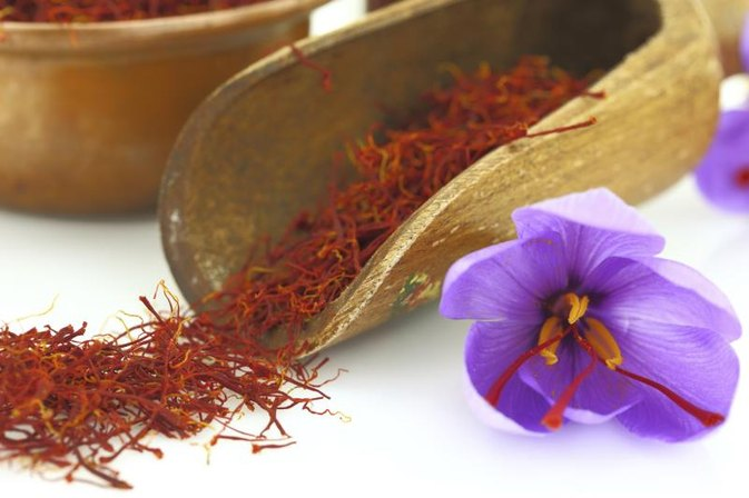 Saffron Capsules for Depression