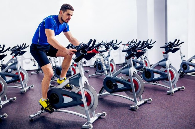 Upright vs. Indoor Cycling Exercise Bikes