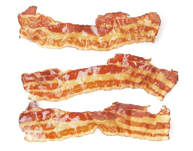 How to Cook Bacon So That It Is Flat