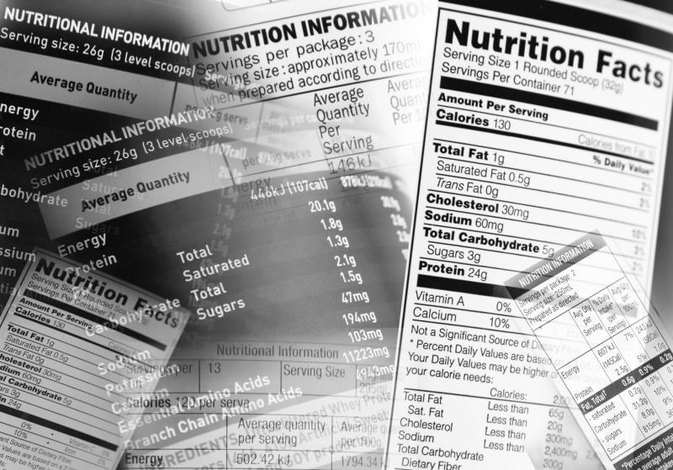 What Is the Importance of Total Fat on Nutrition Labels?