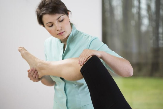 Exercises for Leg Atrophy