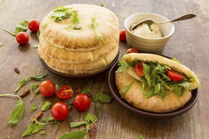 Which Type of Pita Bread is Healthy?