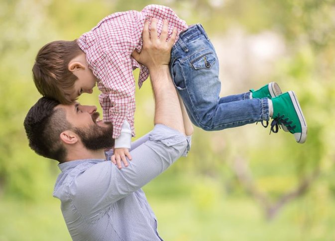A Father's Rights to Visitation in Texas