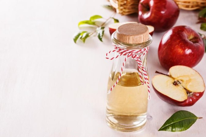 Can Organic Apple Cider Vinegar Help Lower Cholesterol?