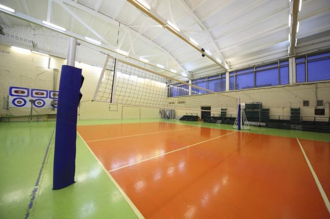 Volleyball Facilities & Equipment
