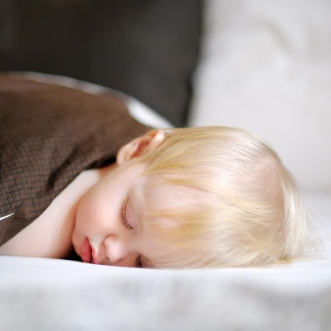 How to Help Toddlers with Stuffy Noses Sleep