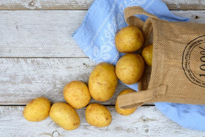Nutrition Information for White Potatoes