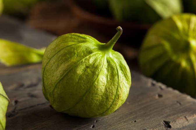 What Is the Easiest Way to Peel Tomatillos & Still Be Able to Dice Them?