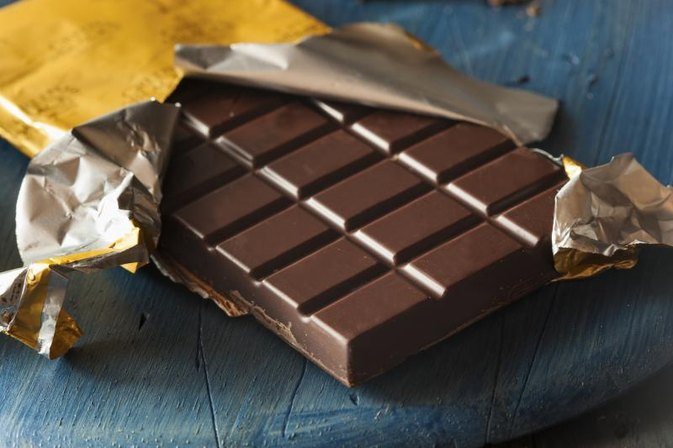 10 Healthiest Candy Bars