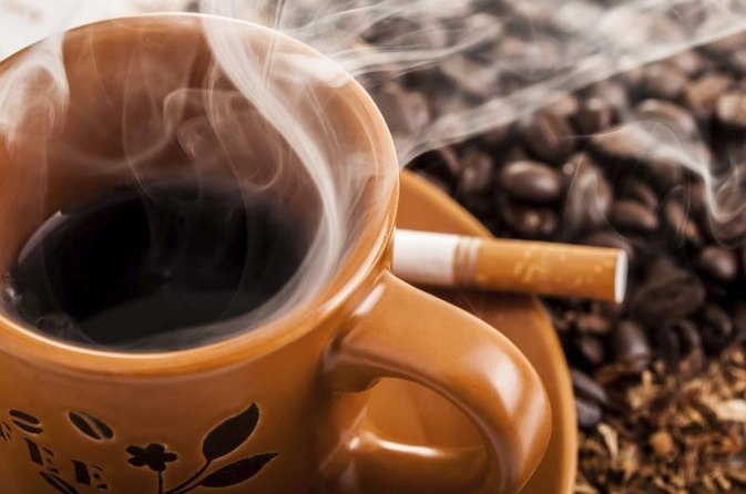 The Link Between GAD, Nicotine & Caffeine