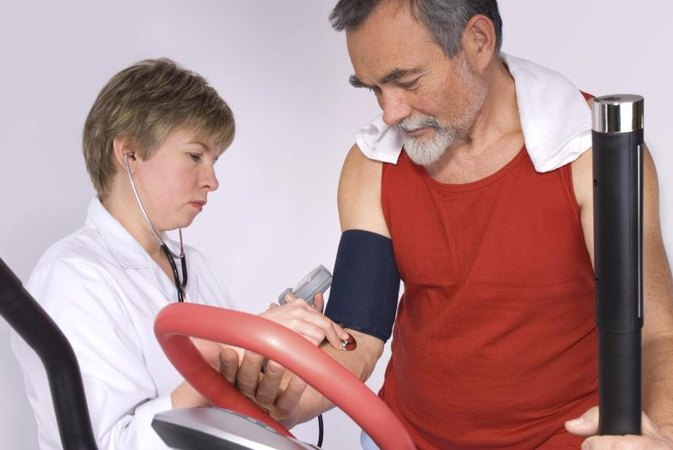 Blood Pressure, Headaches & Exercise