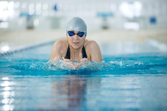 The Breaststroke & How to Swim Faster