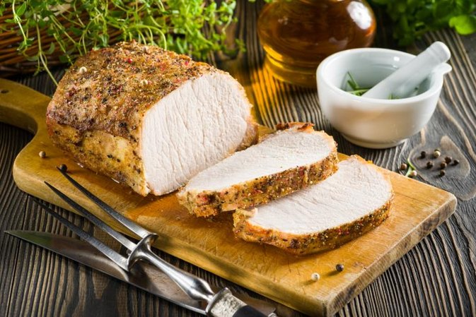 How to Broil Pork Loin