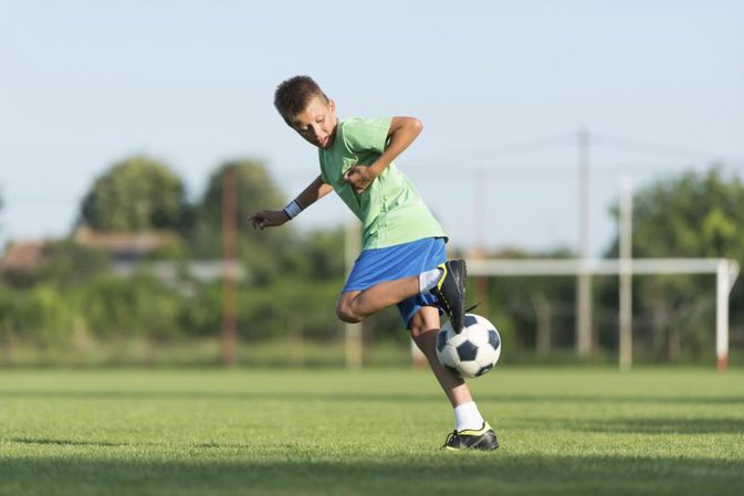 How to Improve My Football Dribbling Skills