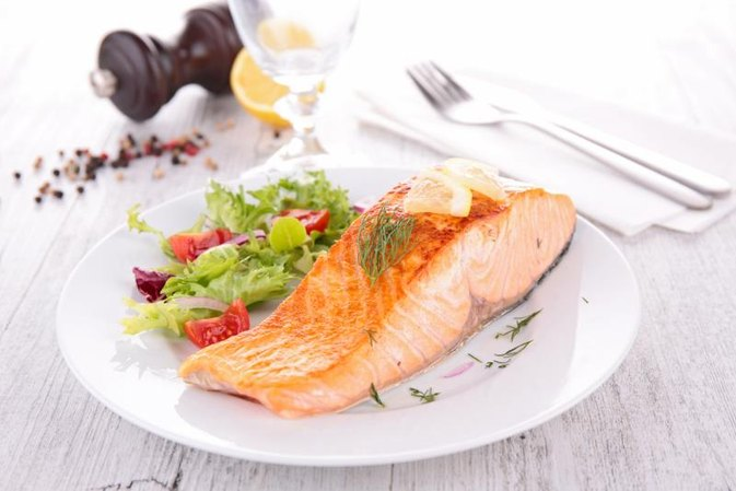 Fish, Fruit & Vegetable Diet