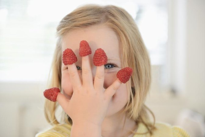 Snack Foods to Help Children Regulate Bowel Movements