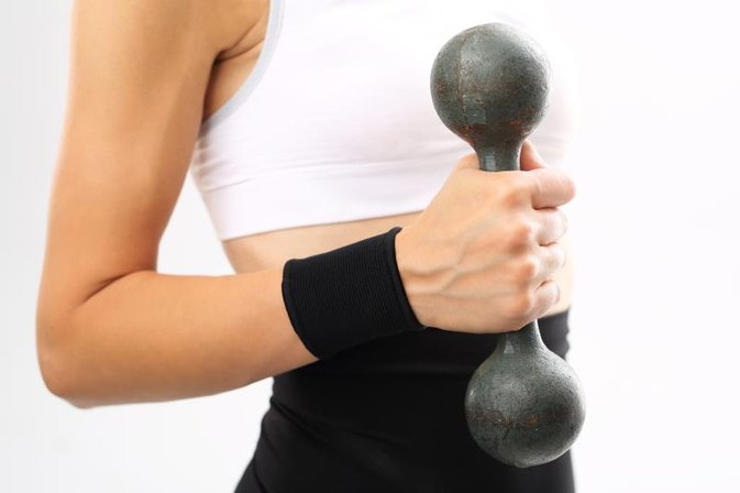 Wrist Weights for Tremors
