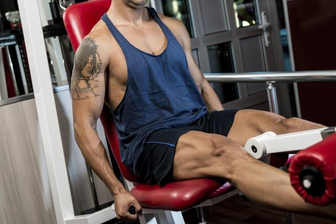 Exercises to Strengthen a Strained MCL in the Knee